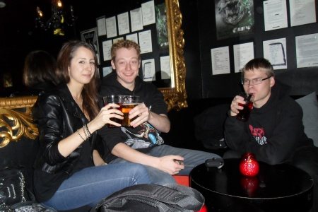 Jasmin, Alex, Argo